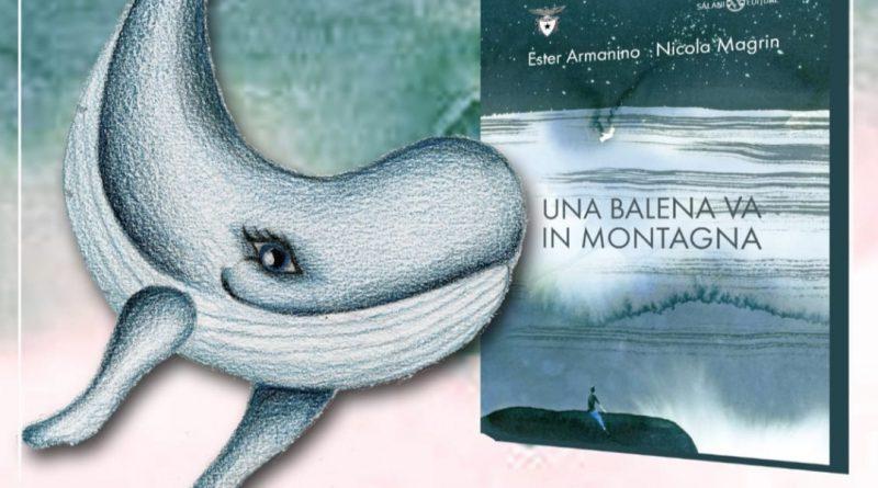 """""""Una balena va in montagna"""" … con i bambini del San Giuseppe"""